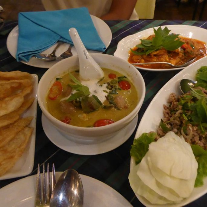 Thai Food in Bangkok