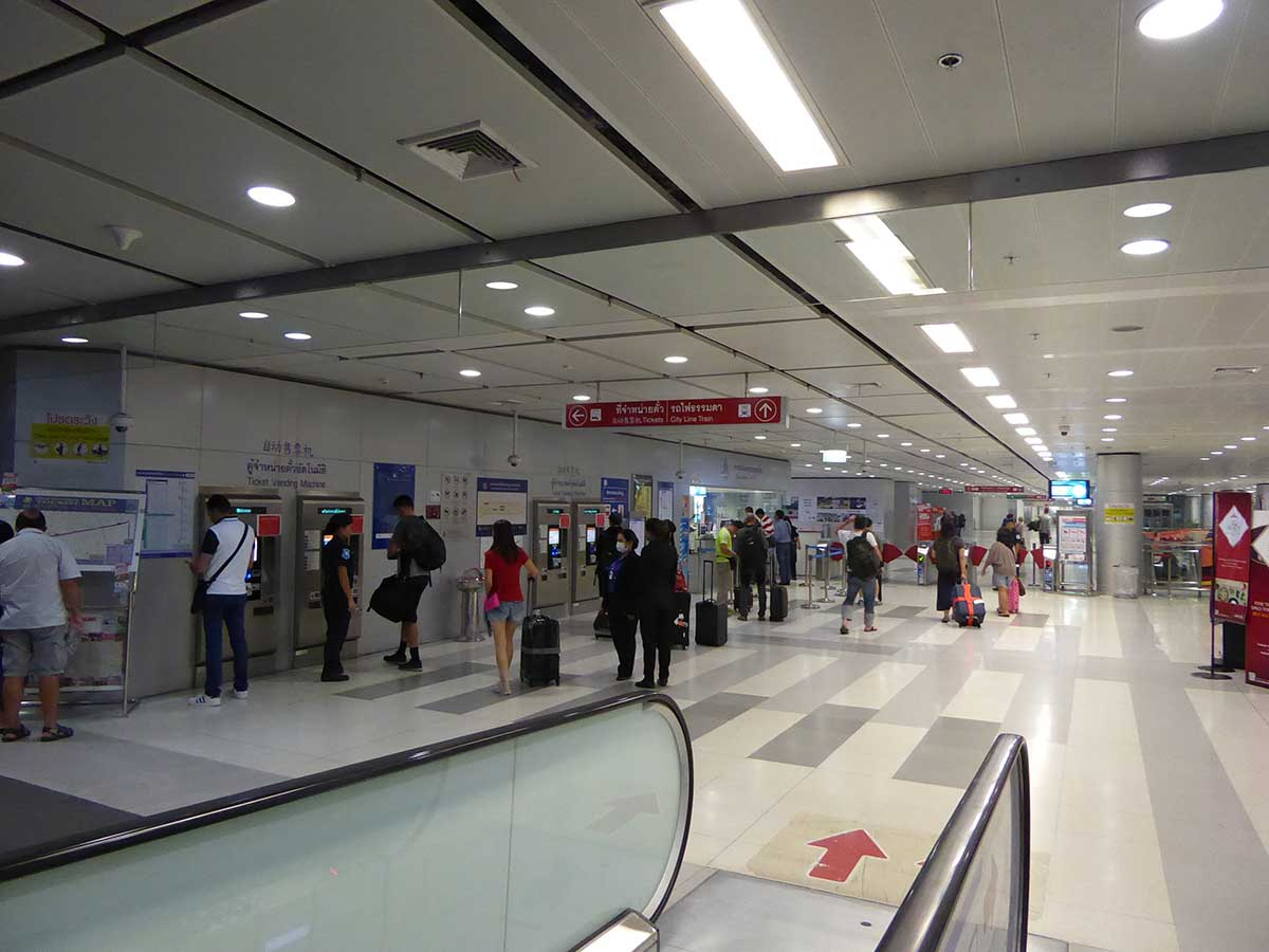 Bangkok Air Link Station