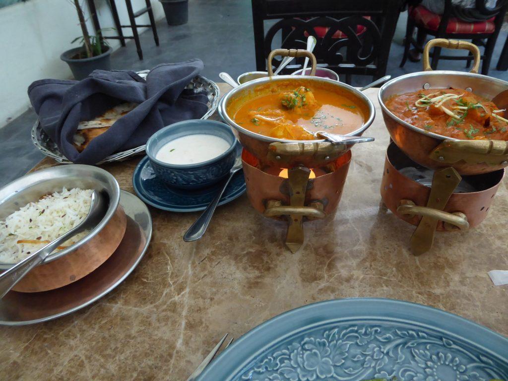 All you can eat buffet Bangkok