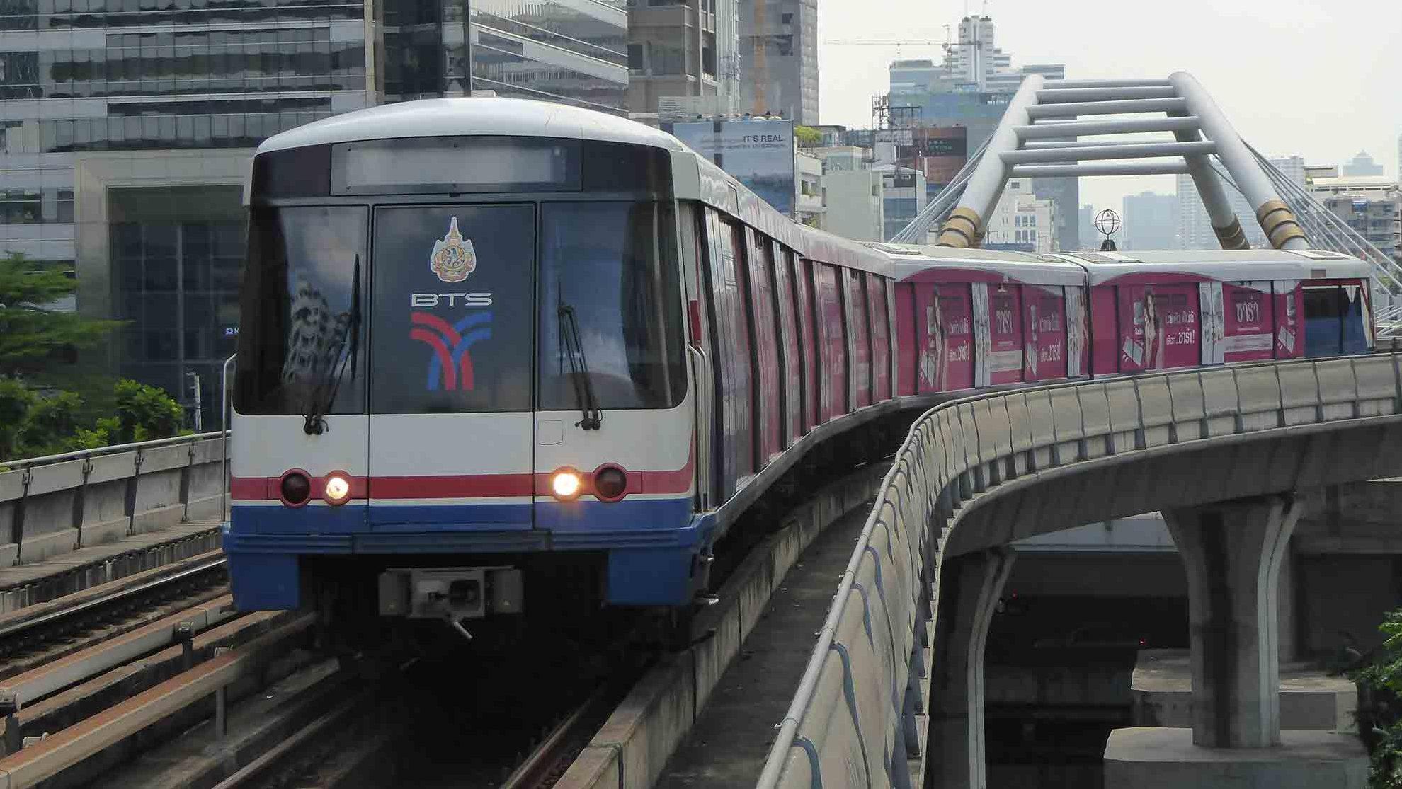 Bangkok City Transport | touristbangkok.com | How to get