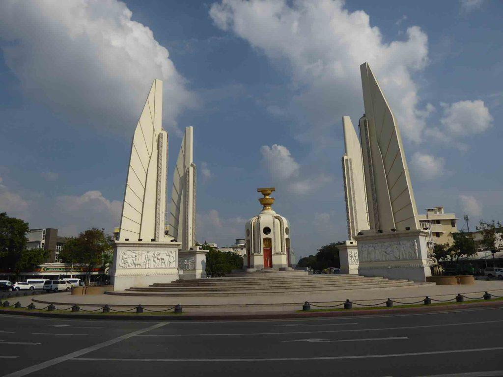 Landmarks and monuments in Bangkok