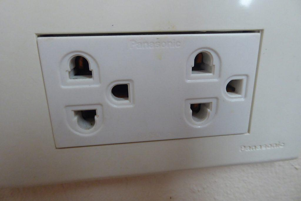 Thailand Electricity Plug Socket