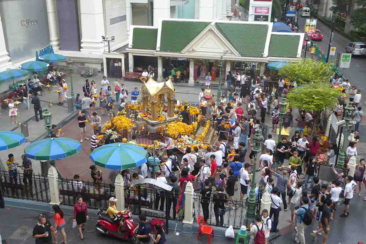 Ratchaprasong – Siam - Bangkok Neighborhoods