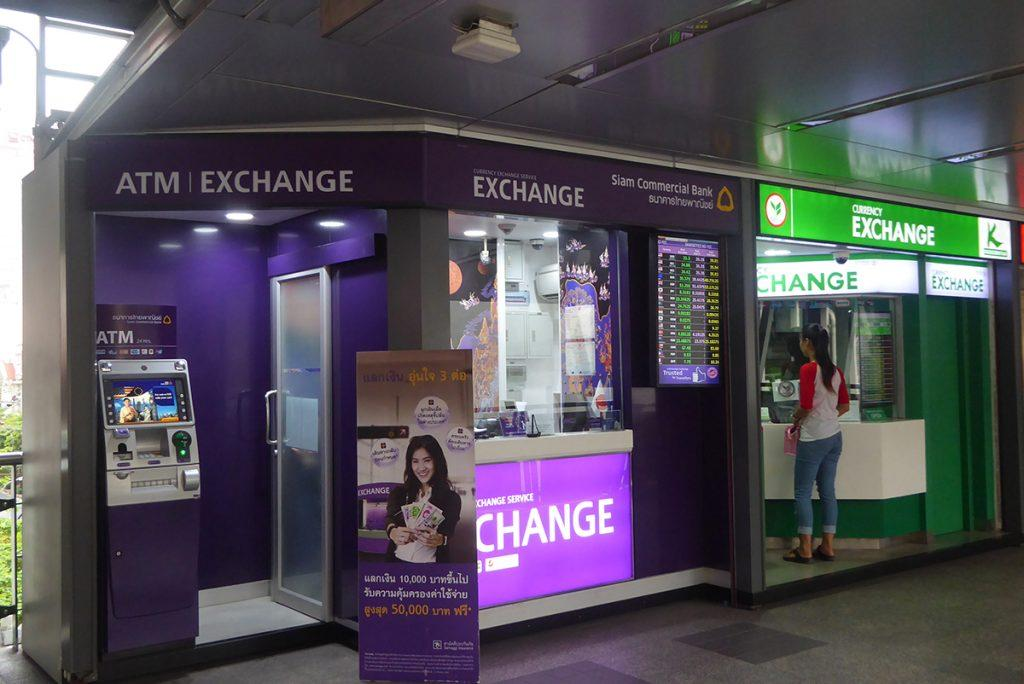 Foreign Exchange in Bangkok