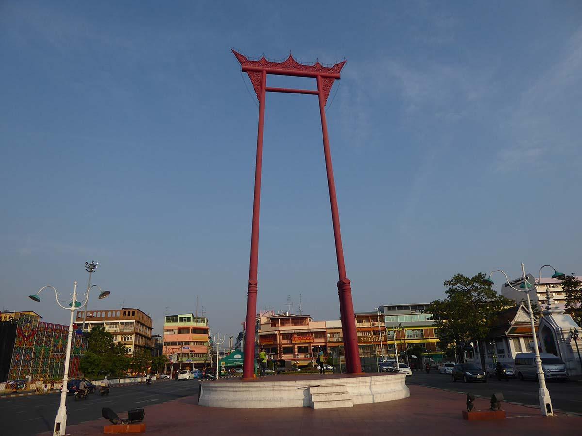 Giant Swing - Rattanakosin – Old City
