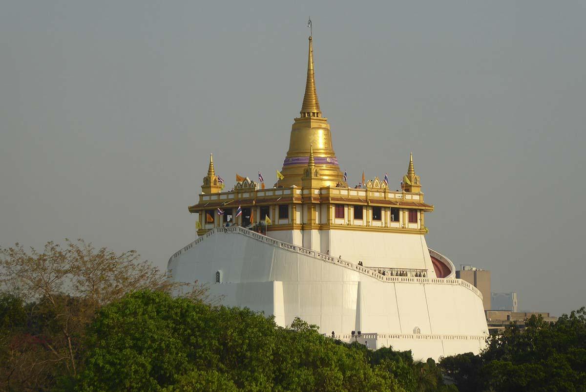 Golden Mount - Rattanakosin – Old City