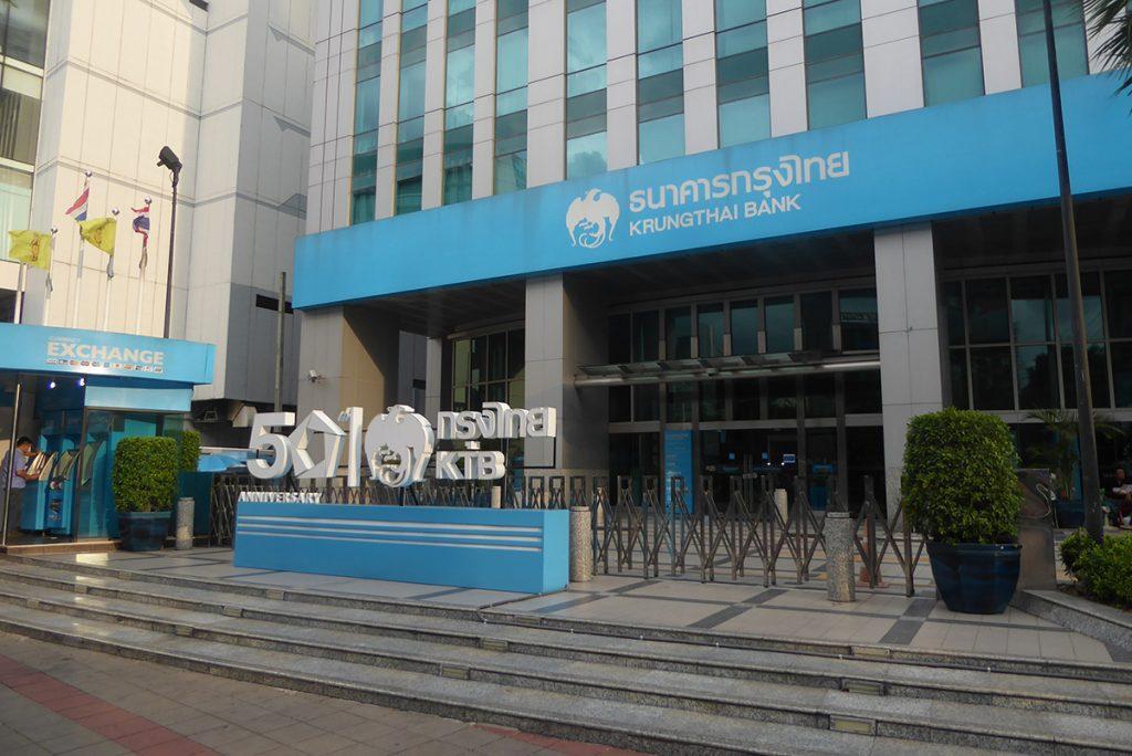 Where to open a Bank account in Bangkok
