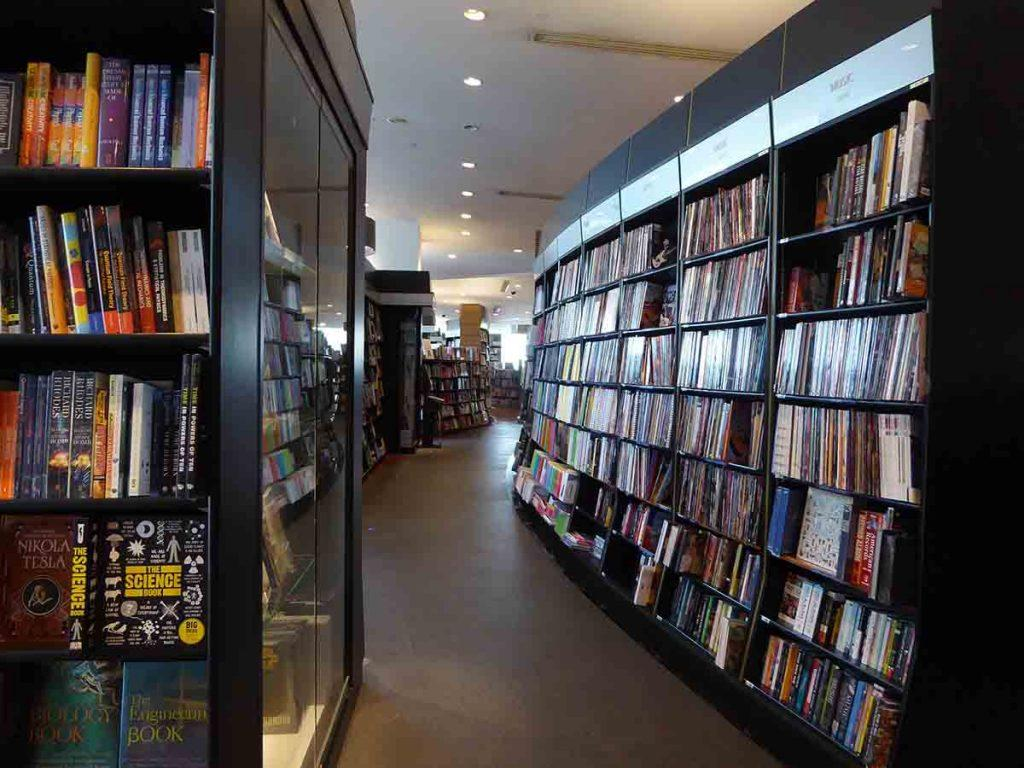 Bookshops in Bangkok