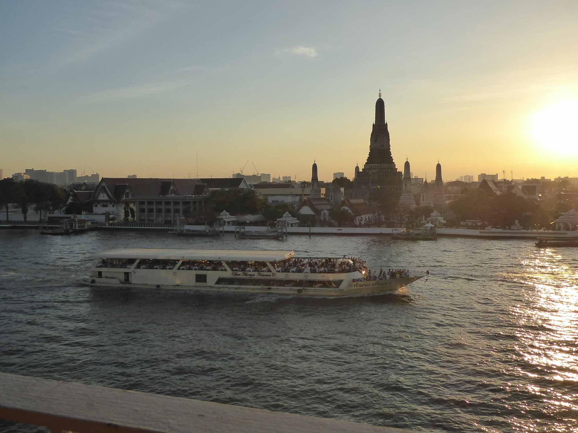 Sunset Dinner Cruise Bangkok