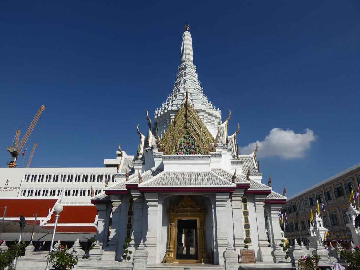 Buddhist Shrines Bangkok