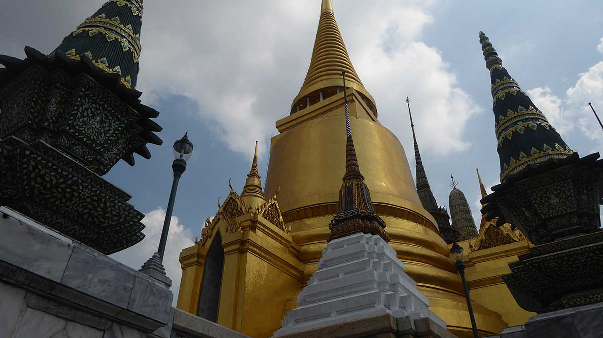The Grand Palace & Wat Phra Kaew Bangkok