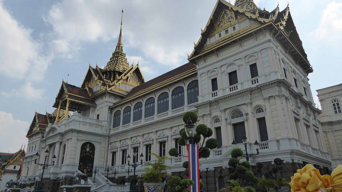 The Grand Palace Bangkok