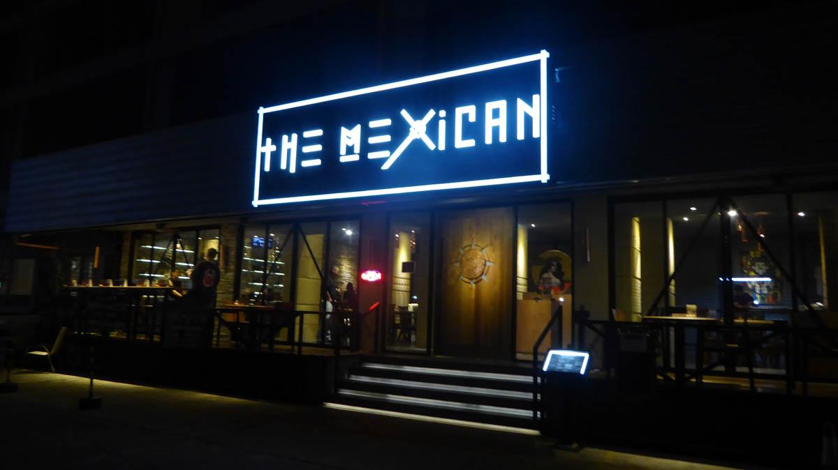 Mexican restaurants in Bangkok