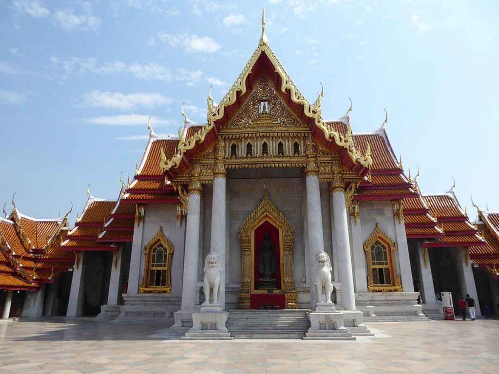 Wat Benchamabophit Temple Bangkok