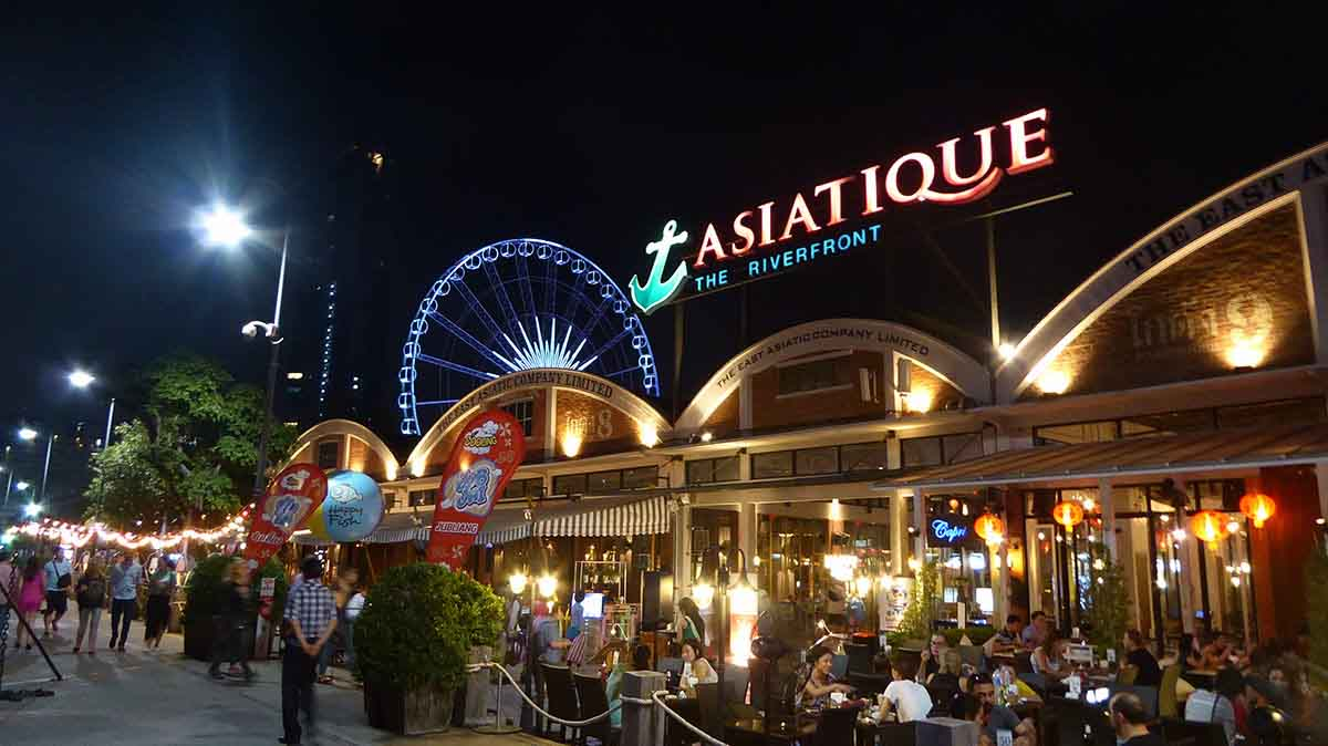 Bangkok Markets A-Z Asiatique