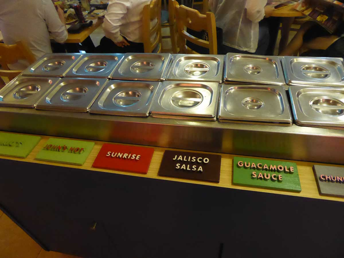 Mexican food in Bangkok