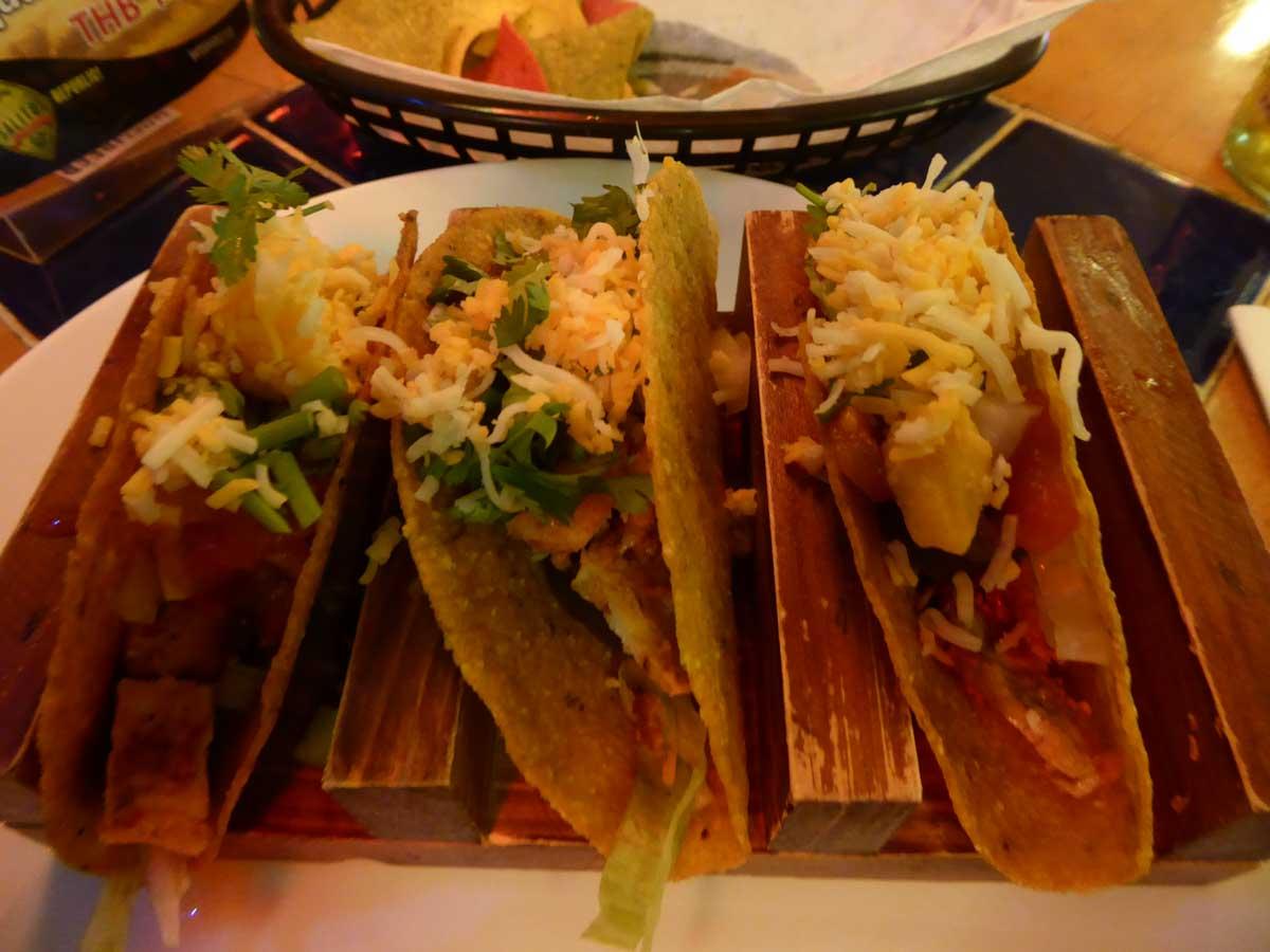 Sunrise Tacos restaurant in Bangkok