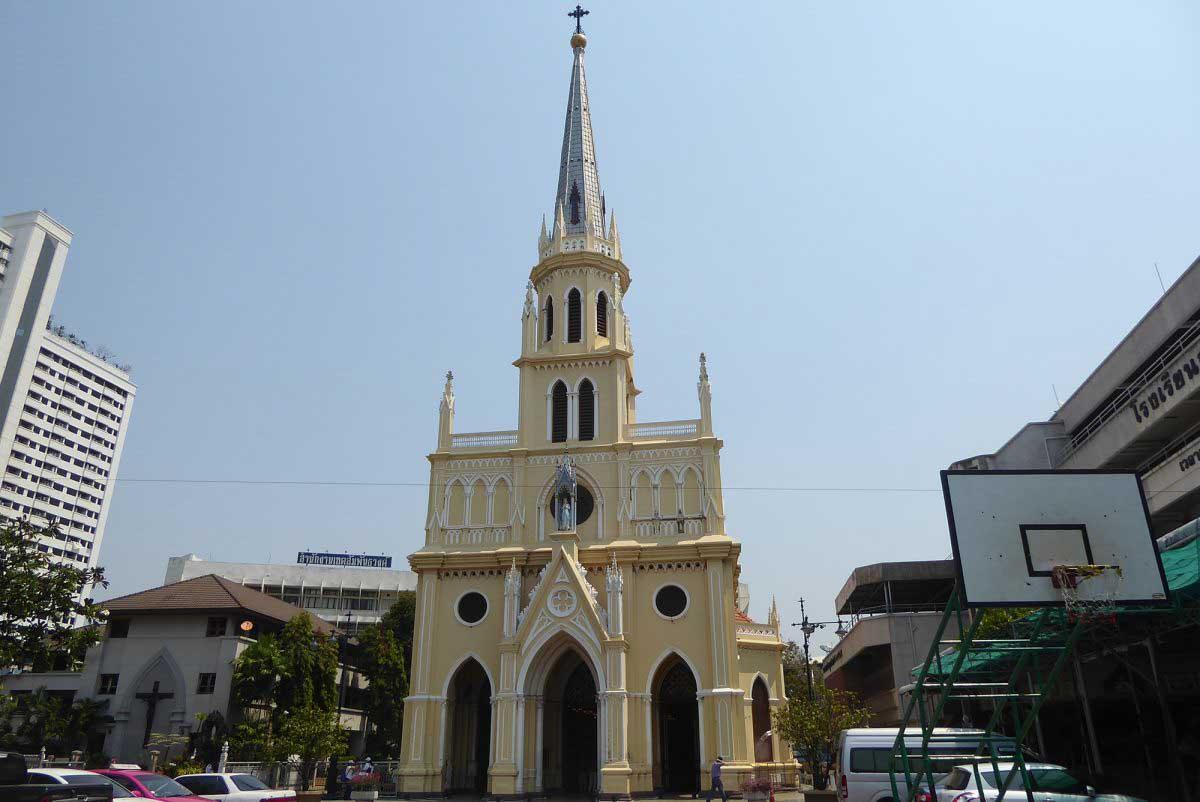Churchs Bangkok