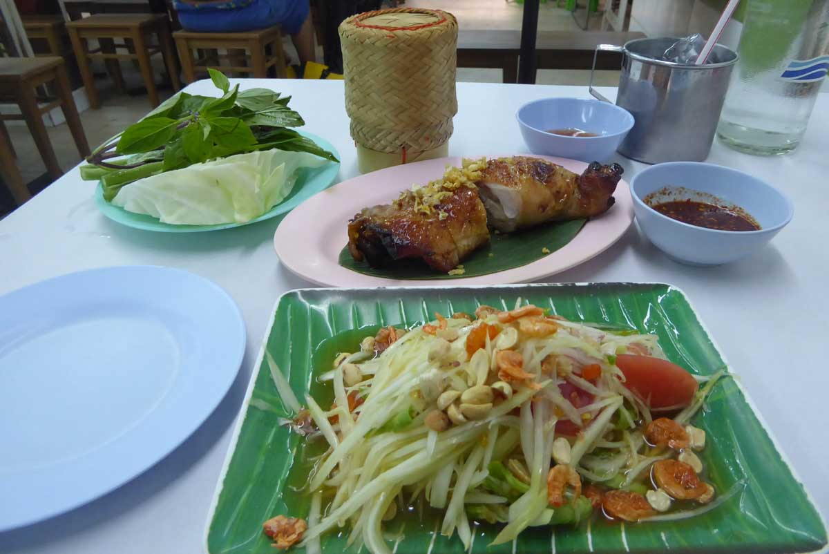 Thai Restaurants in Bangkok