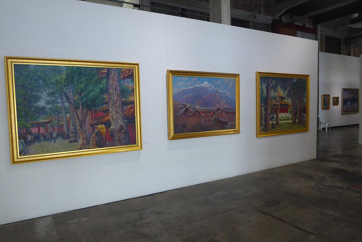 Ratchadamnoen Contemporary Art Center, Bangkok.