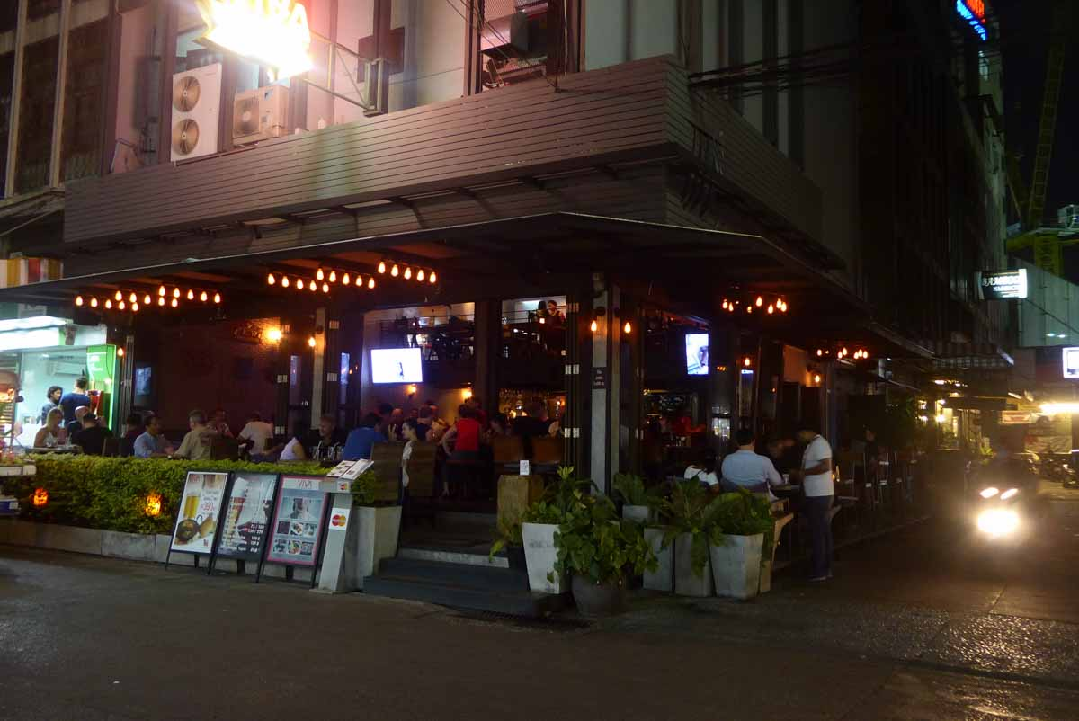 International Dining in Bangkok