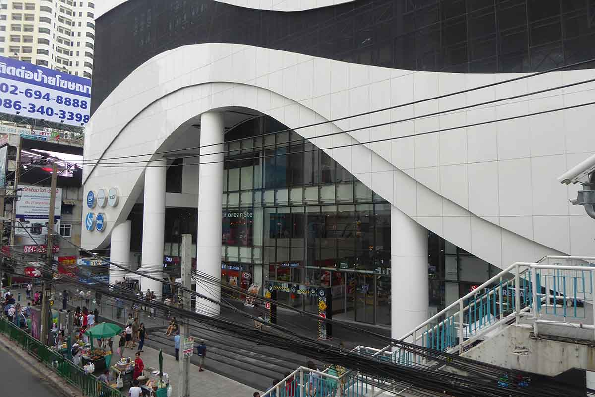IT Malls in Bangkok