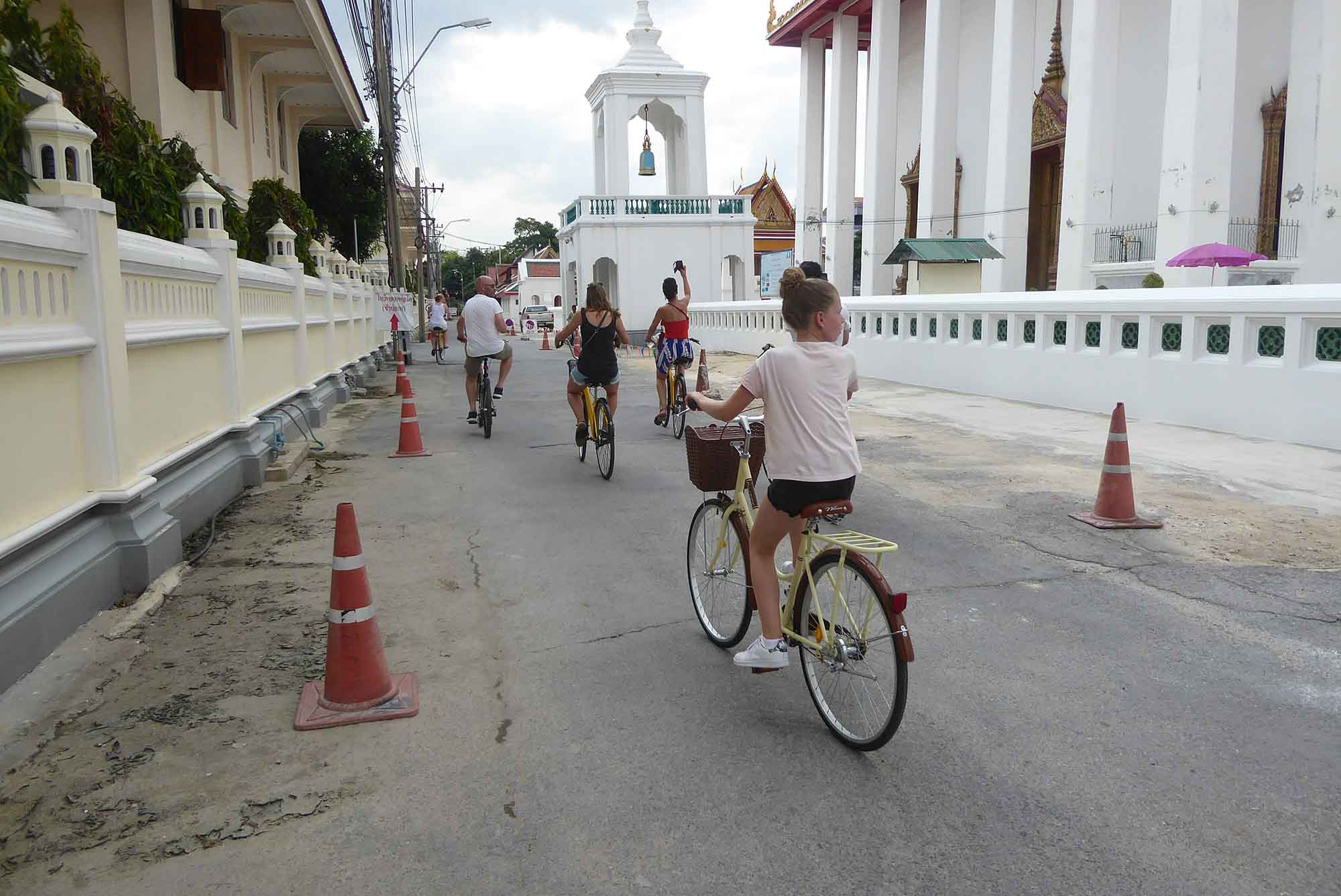 Cycling Tours in Bangkok