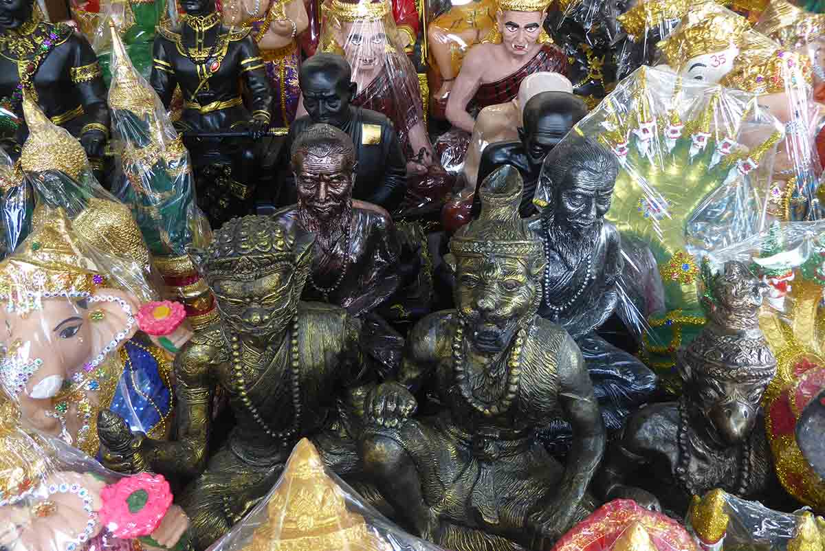Wat Ratchanatdaram Worawihan Temple - Loha Prasat