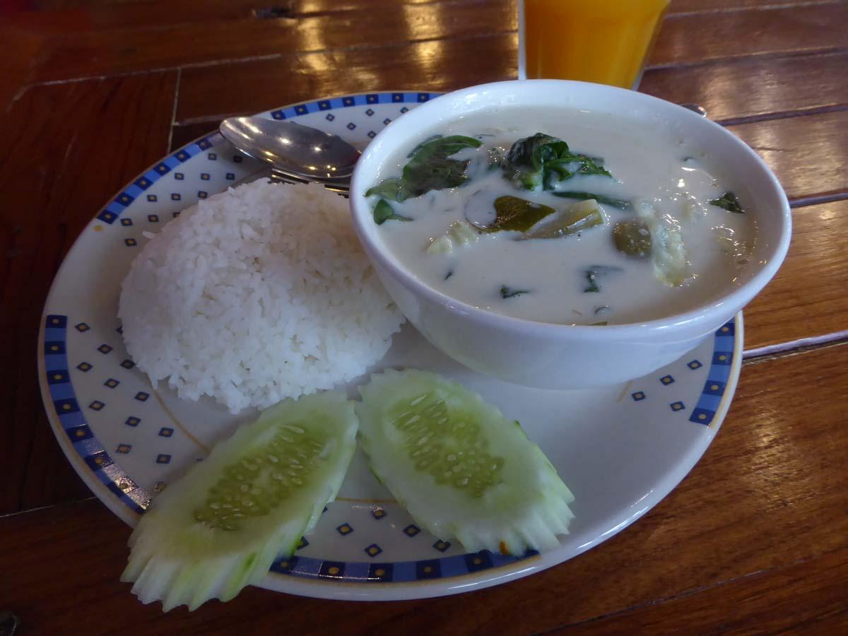 Thai Food Restaurants in Bangkok