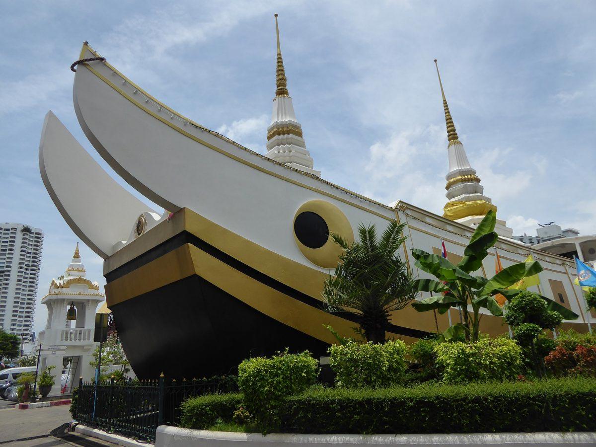 Wat Yannawa in Bangkok