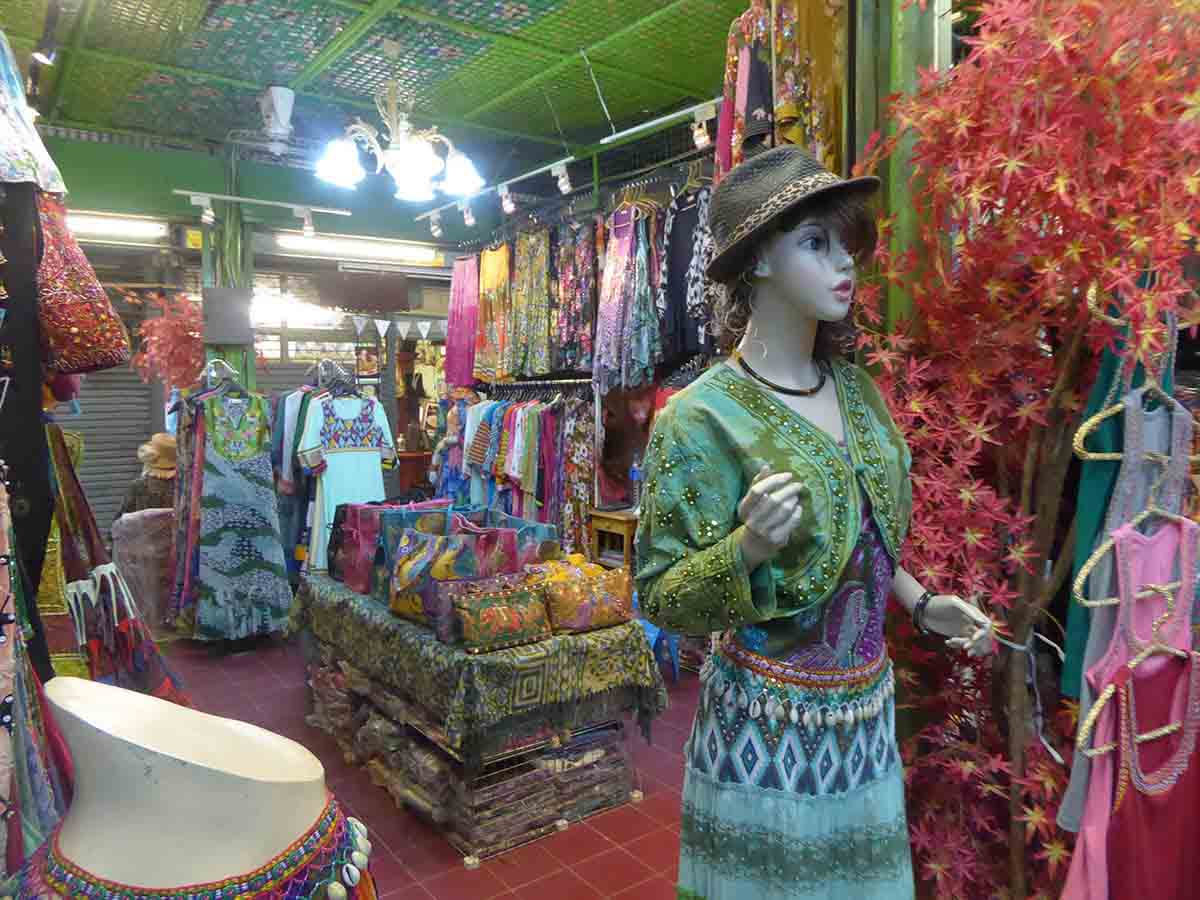 Bangkok Markets A-Z Chatuchak Weekend Market