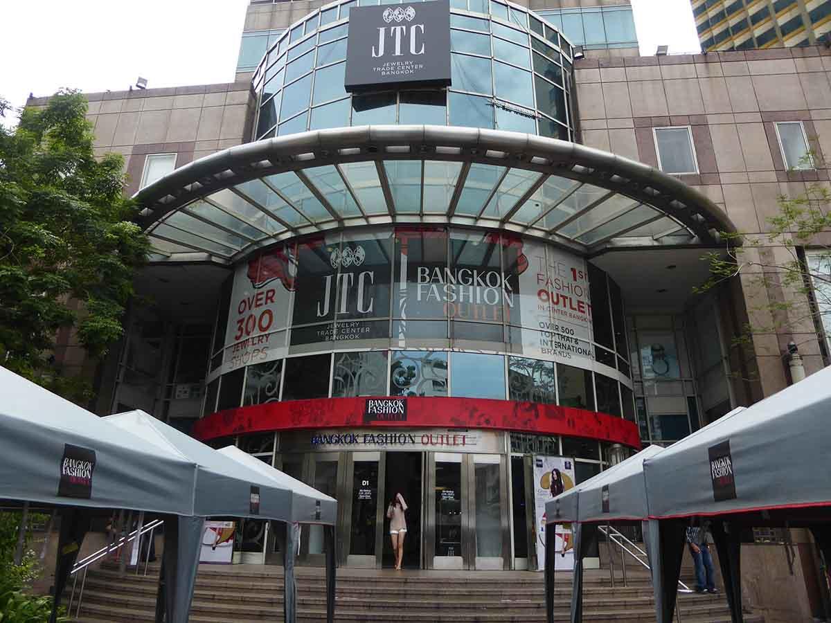 Shopping Malls A-Z in Bangkok - Bangkok Fashion Outlet