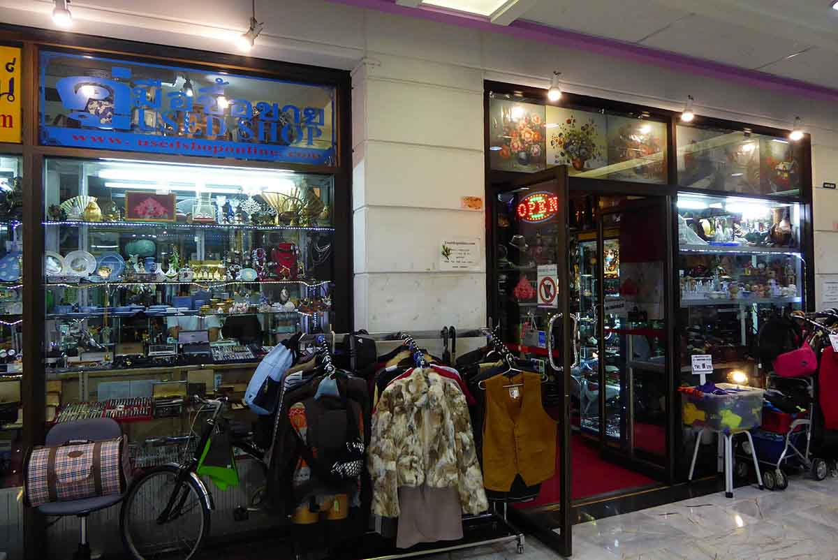 Second Hand Stores in Bangkok