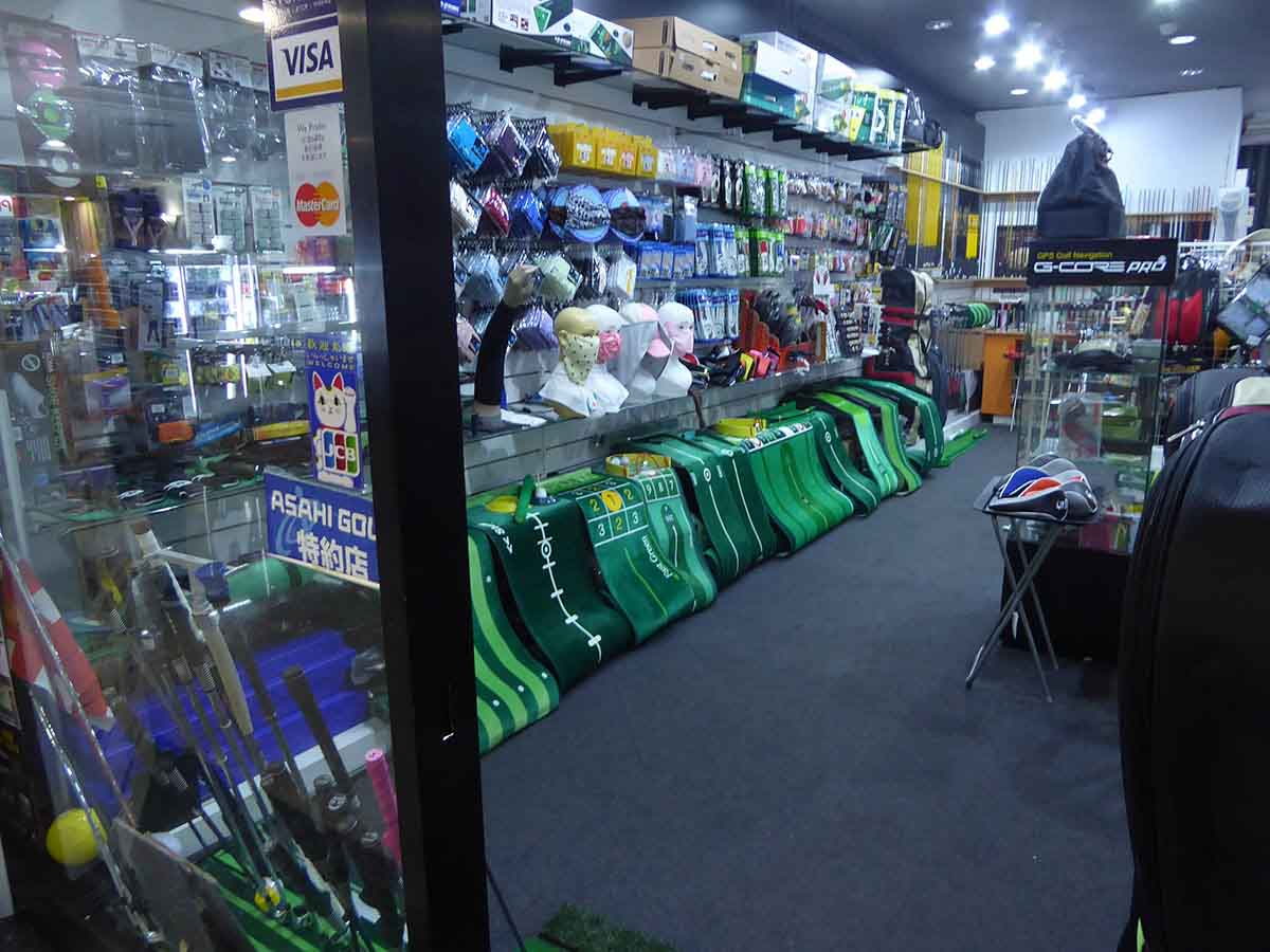 Golf Shops in Bangkok