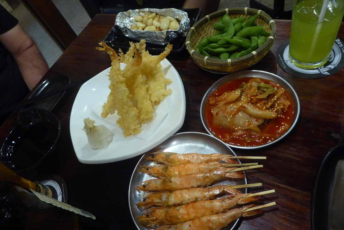Japanese Food Restaurants in Bangkok