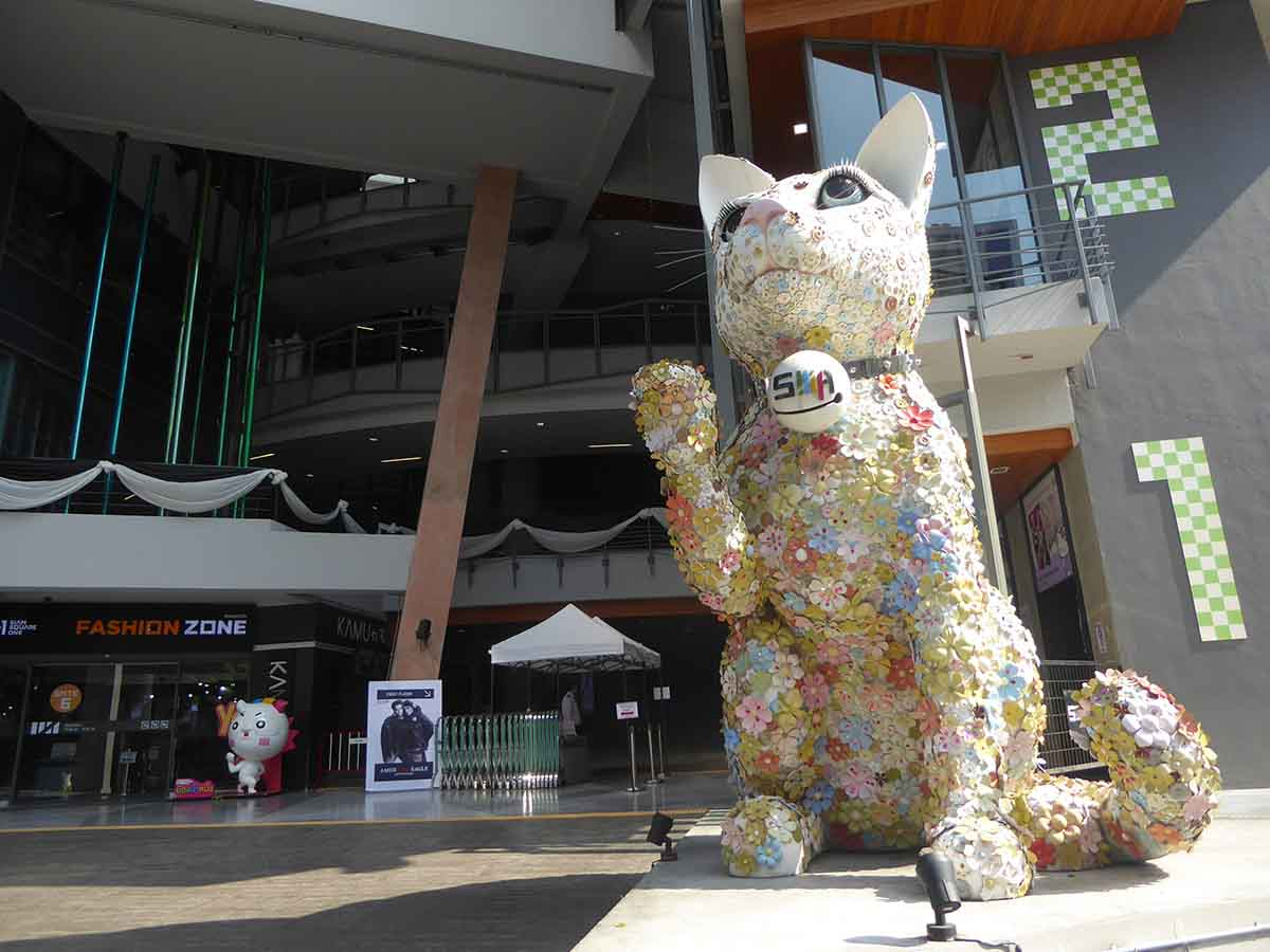 Shopping Malls A-Z in Bangkok