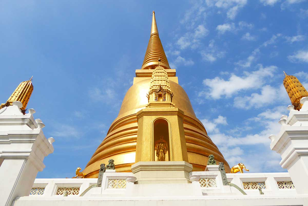 P1170813 - Wat Bowonniwet Vihara