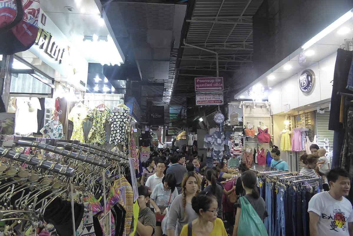 Pratunam 2 - Bangkok Markets