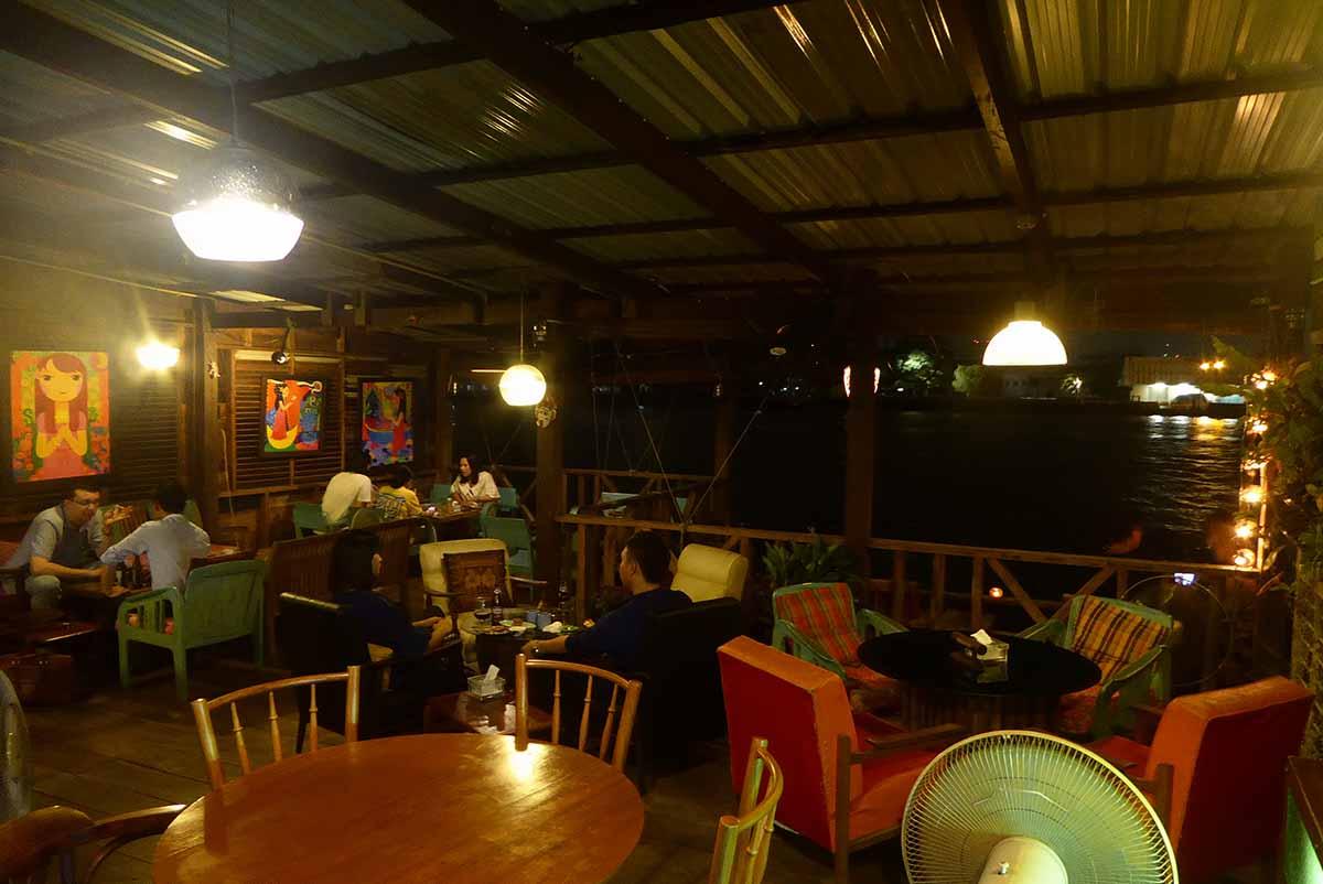 Samsara Bar, Chinatown in Bangkok