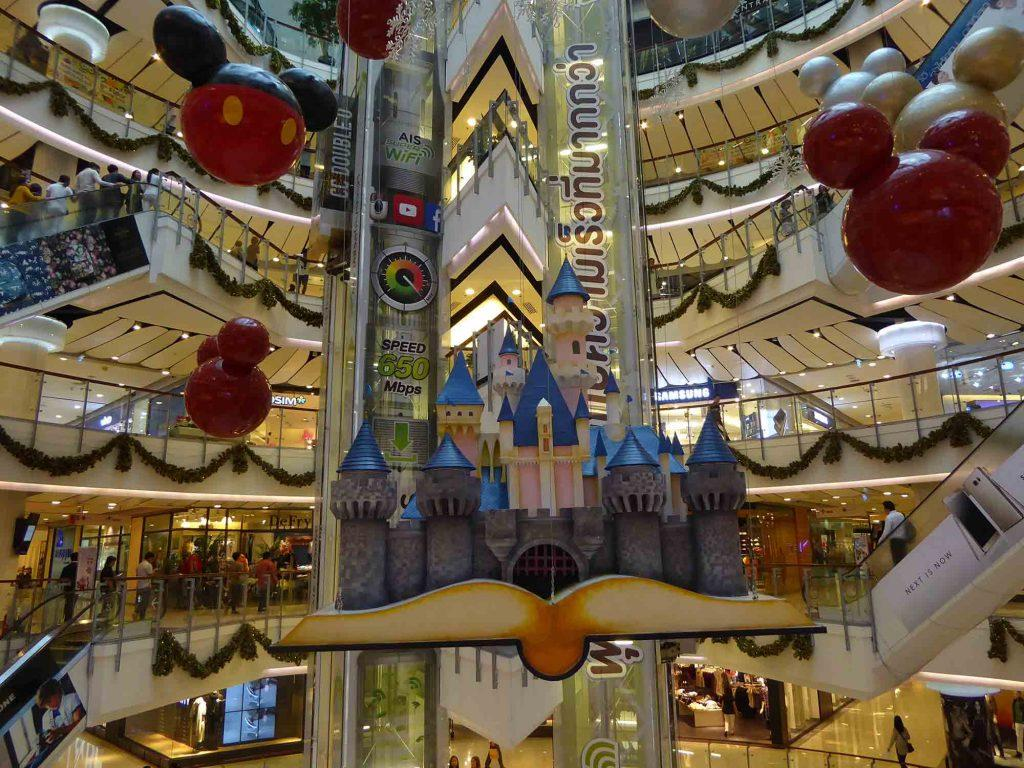 Shopping Top Malls Bangkok