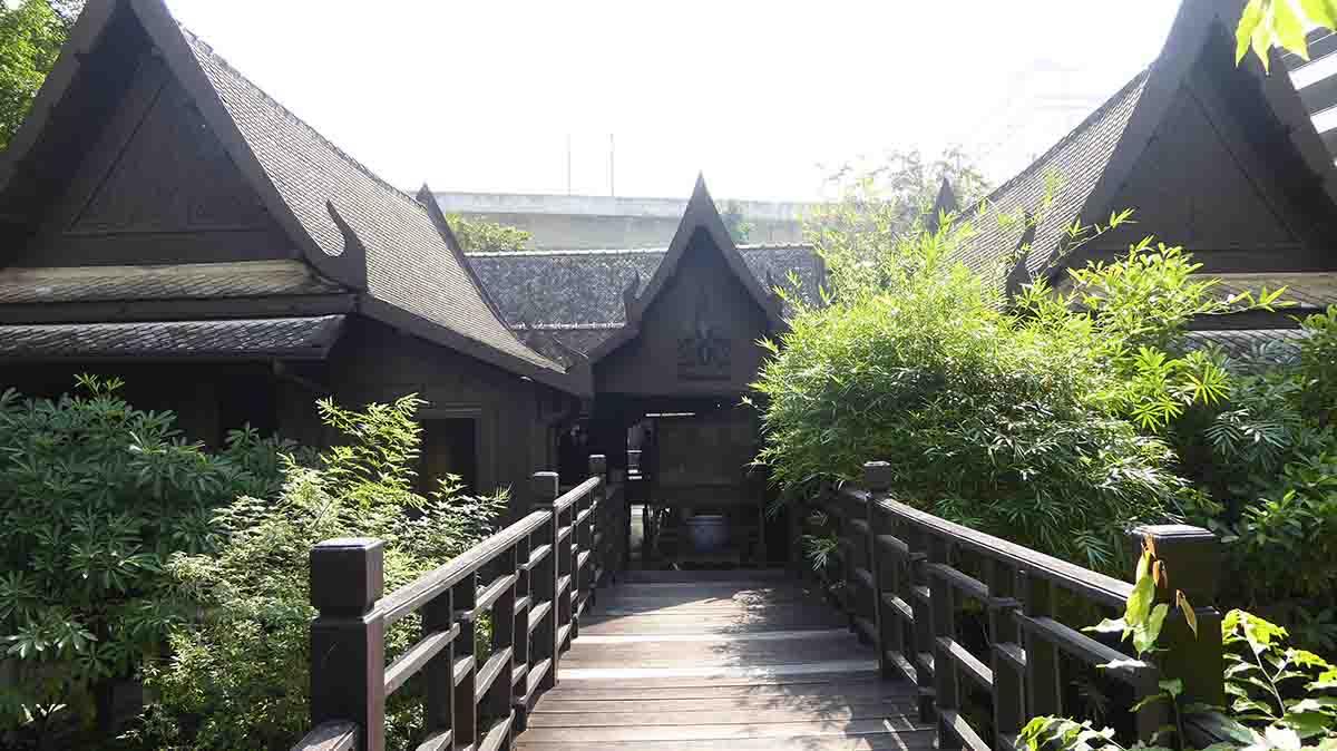 Suan Pakkard Palace Phaya Thai Bangkok