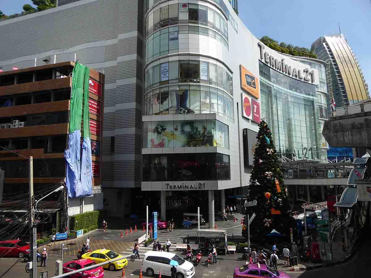 Terminal 21 Top Malls in Bangkok