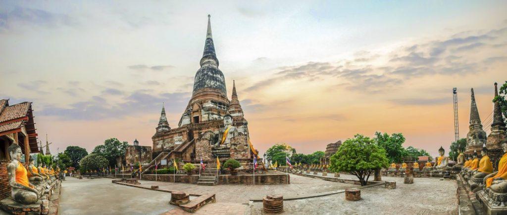 ayutthaya 1024x435 - Day Trips from Bangkok