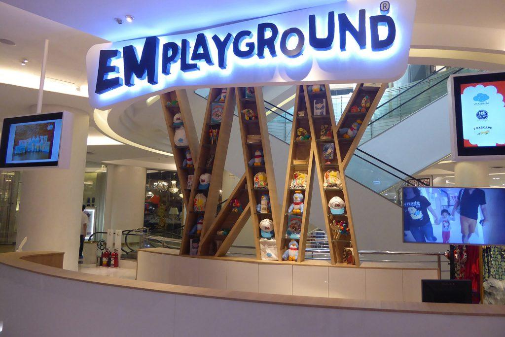 Emplayground - Imaginia Bangkok Children's activities & entertainment