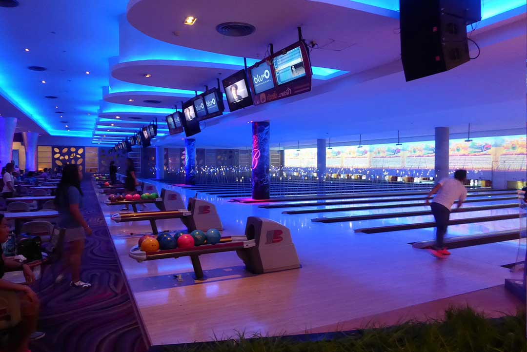 Where to go bowling in Bangkok