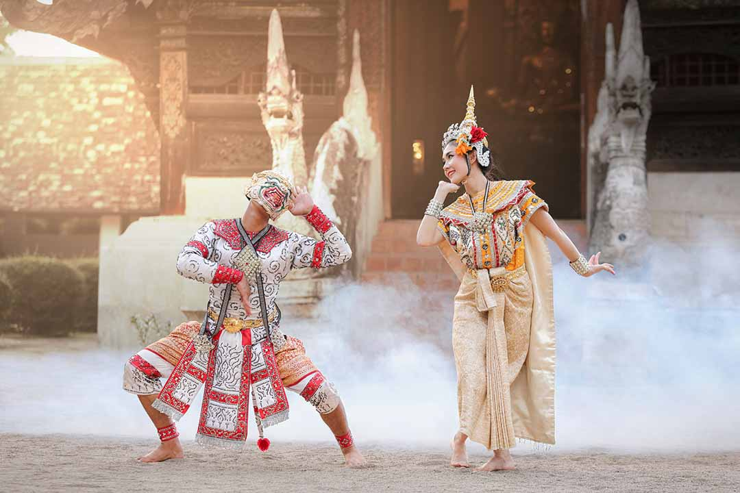 Thai Cultural Shows in Bangkok