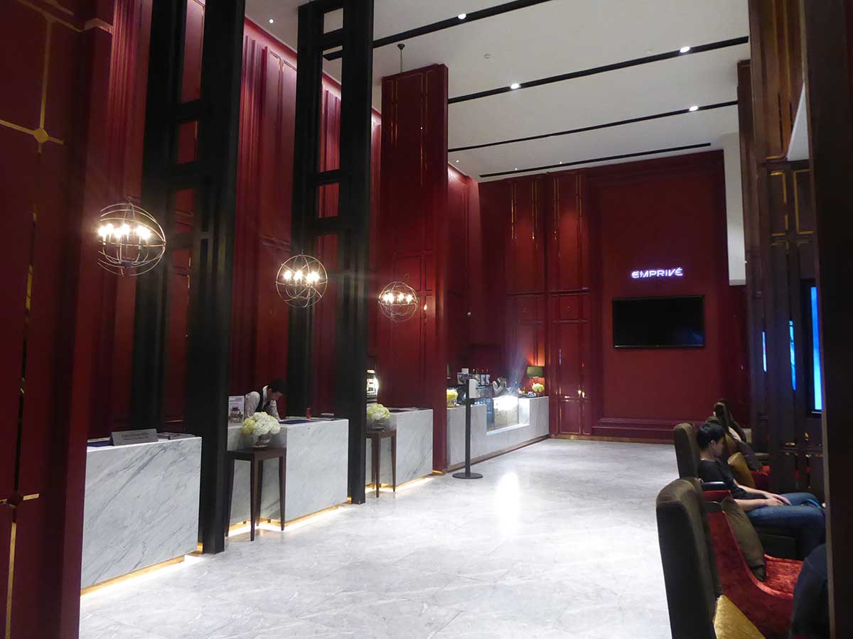 Cinemas in Bangkok - Luxury Cinemas