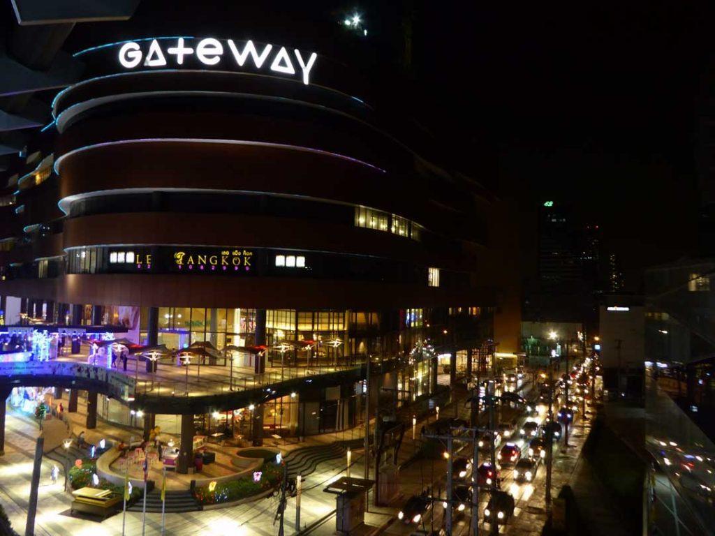 Shopping Malls in Bangkok Gateway Mall