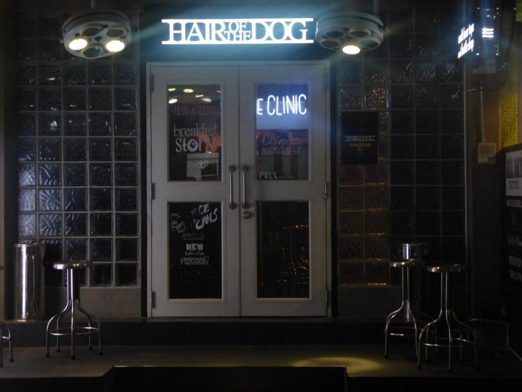 Hair of the dog craft beer in Bangkok