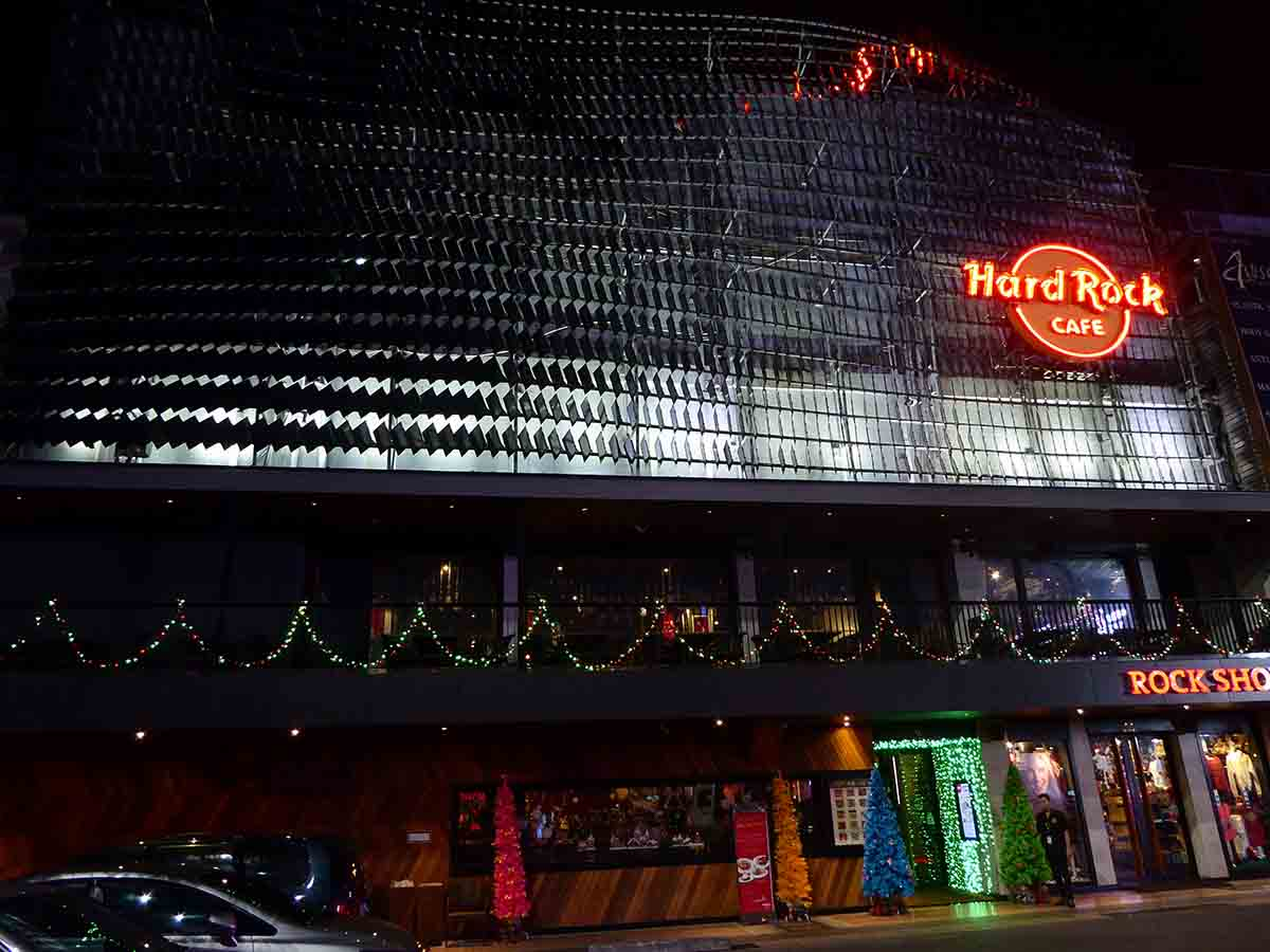 The Hard Rock Cafe Bangkok Rock N' Pop in Bangkok